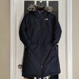 North Face Women's Down Parka